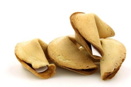 Chińskie ciasteczka z wróżbą 100 szt. - Janeco