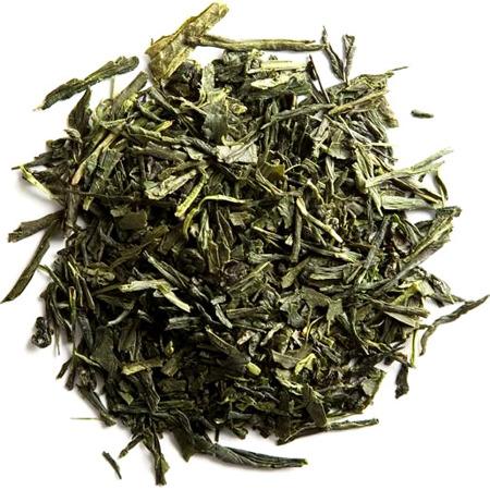 Herbata Sencha - tradycyjna zielona herbata 100g - EAT