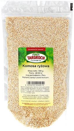 Komosa (Quinoa) ryżowa biała 500g - Targroch