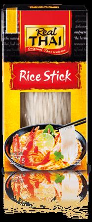 Makaron ryżowy 1mm 375g - Real Thai