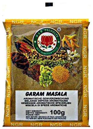 Przyprawa Garam Masala 100g - NGR